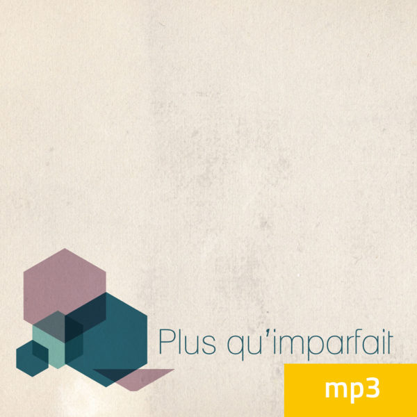 CD Plus qu'imparfait MP3 Cover