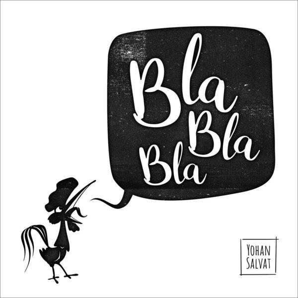 CD Blablabla Contours